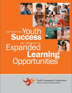 Supporting Youth Success Report Cover