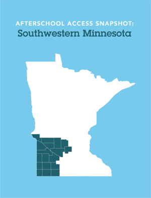 Southwestern MN Afterschool Access Thumbnail