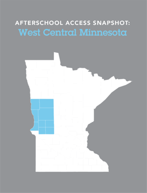 West Central MN Afterschool Access Thumbnail